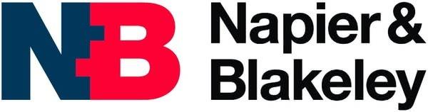Napier & Blakeley - Key Sponsor