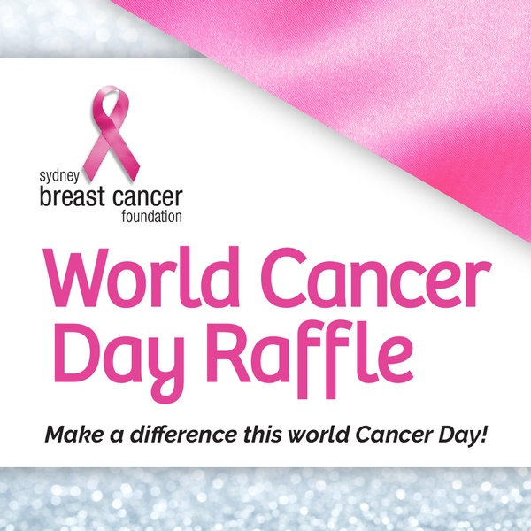 Winners of our 2021 World Cancer Day Raffle