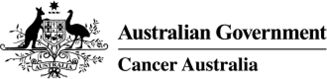 Australian Government Cancer Australia Logo